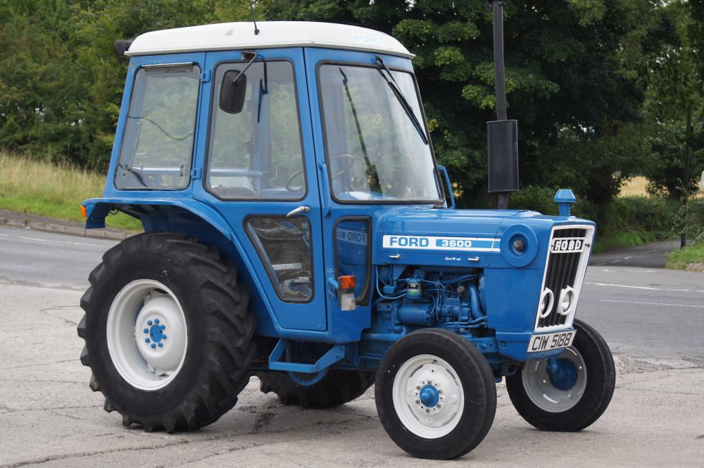 1979 ford 3600 series tractor pictures to pin on pinterest