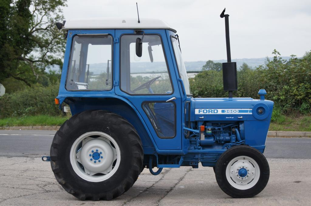 Stephen Robinson LTD - Ford Tractor Parts » Ford 3600 - SOLD