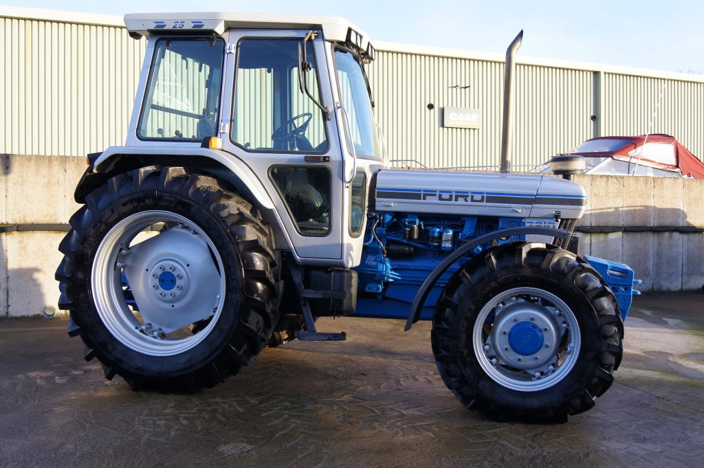 Ford 7810 Tractor : Stephen robinson ltd ford tractor parts